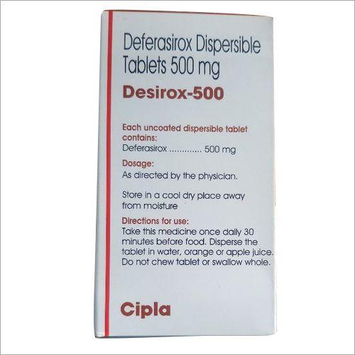 地中海贫血医治药品地拉罗司(deferasirox)的服用剂量及服用方法介绍-