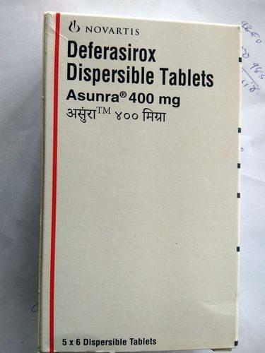地拉罗司(deferasirox)、恩瑞格是医治地中海贫血的药品吗?-